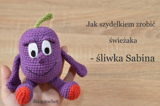 Świeżak – śliwka Sabina  – tutorial