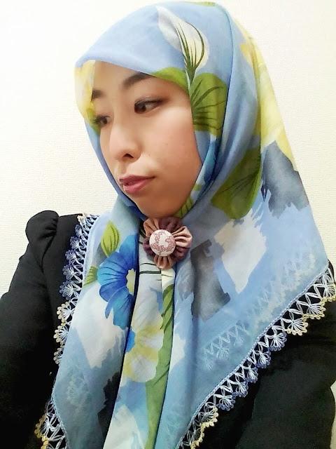 イスラム日本人女性(ムスリマ)のおしゃれヒジャブとは?