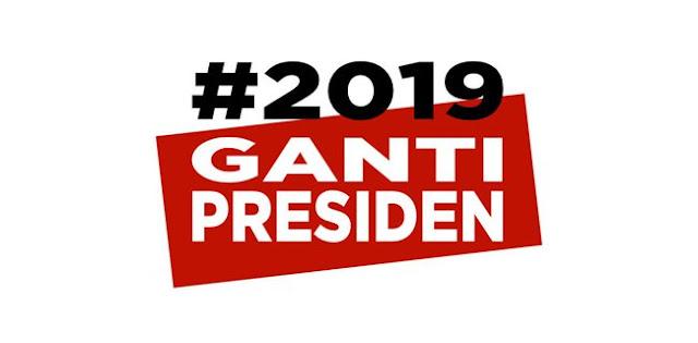 #2019GantiPresiden Gerakan Evaluasi Janji Politik, Bukan Ujaran Kebencian