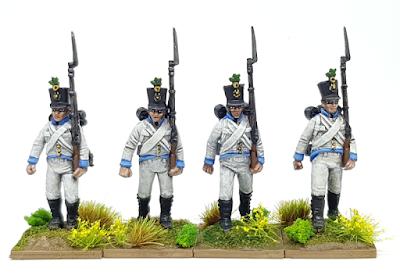 28mm Napoleonic Austrians