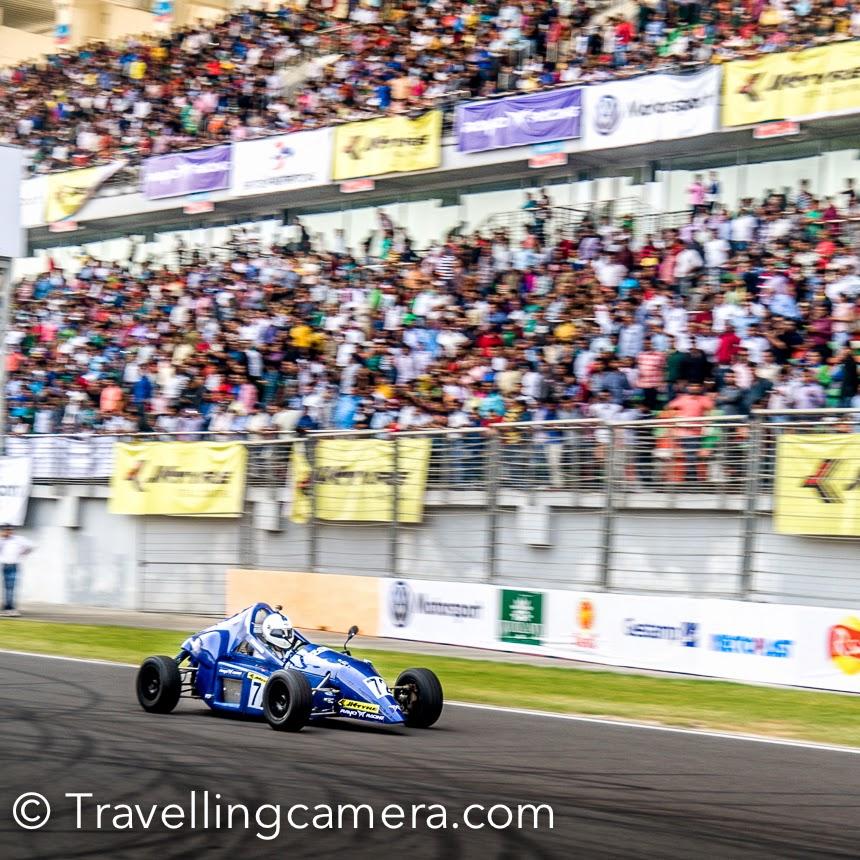 Champion Motors International: JK Tyre Racing Championship 2014 @ Budd International