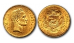 Pachano Morocota Moneda de Oro