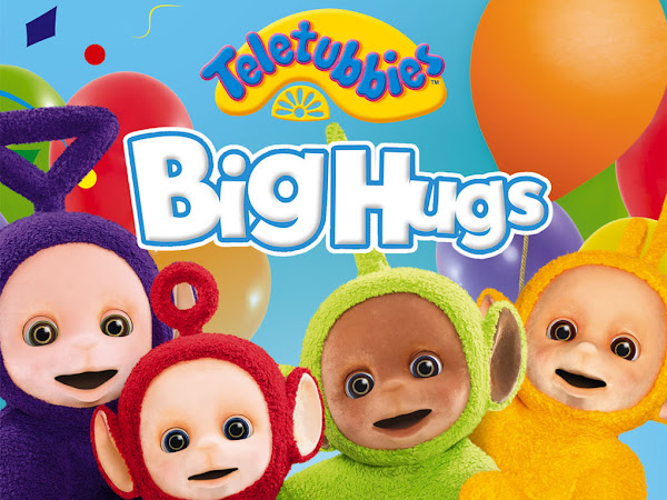 Teletubbies - Big Hugs DVD Giveaway