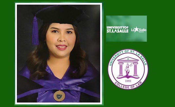 University of St. La Salle shines in 2019 Bar exam with Topnotcher