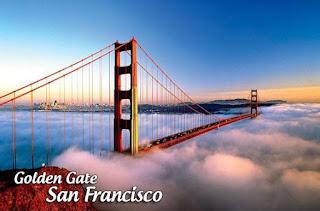 Cầu Cổng Vàng, San Francisco