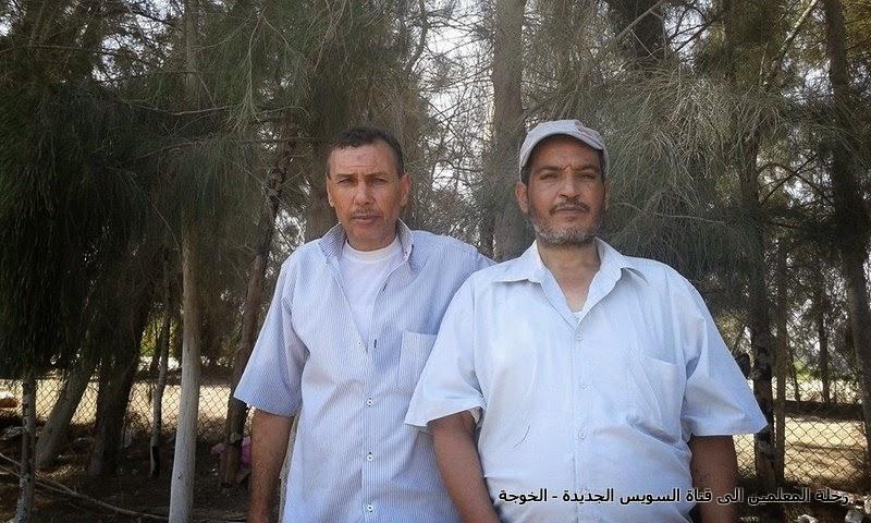 الحسينى محمد مع عزت شومان