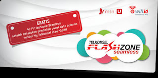 Koneksi WiFi Flashzone.seamless gratis