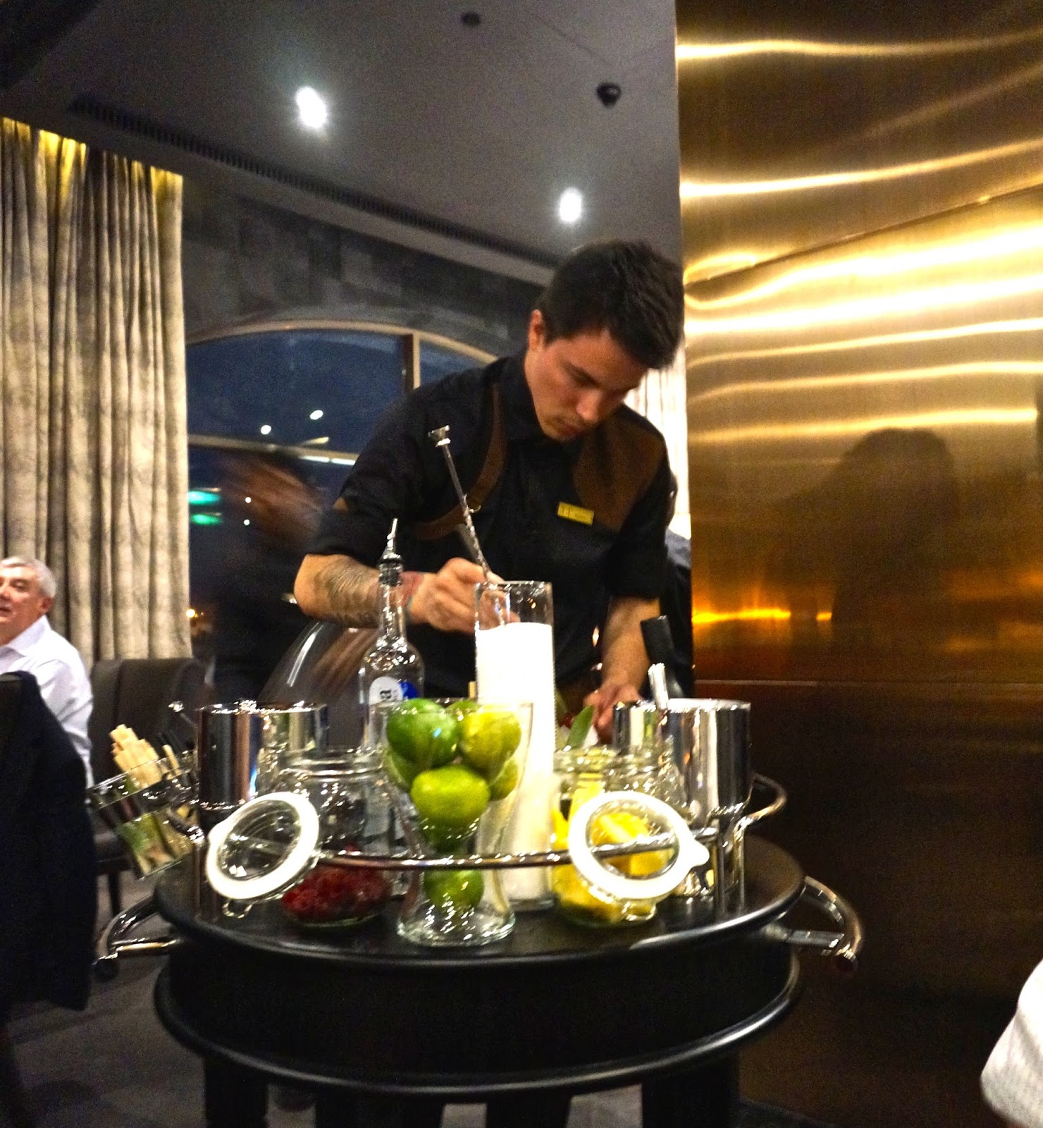 Top 6 fine dining restaurants in Doha: #4 Antica Pesa & Toro Toro