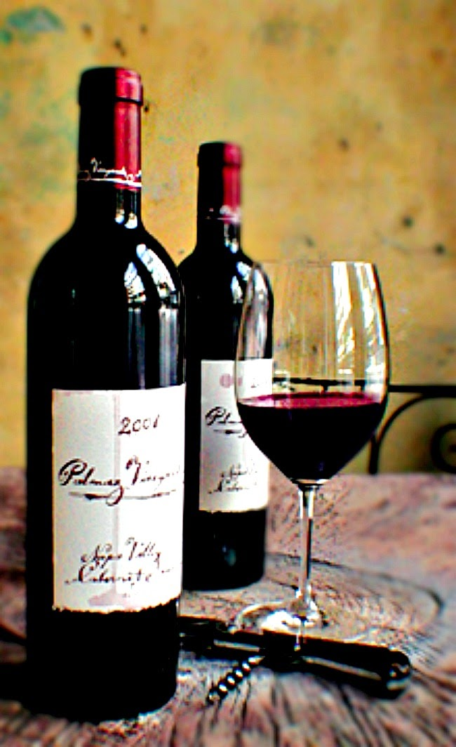 Natural Red Wine Organic