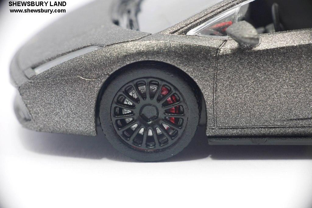 1/43 Lamborghini Superleggera from Doyusha
