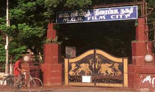 MGR film city