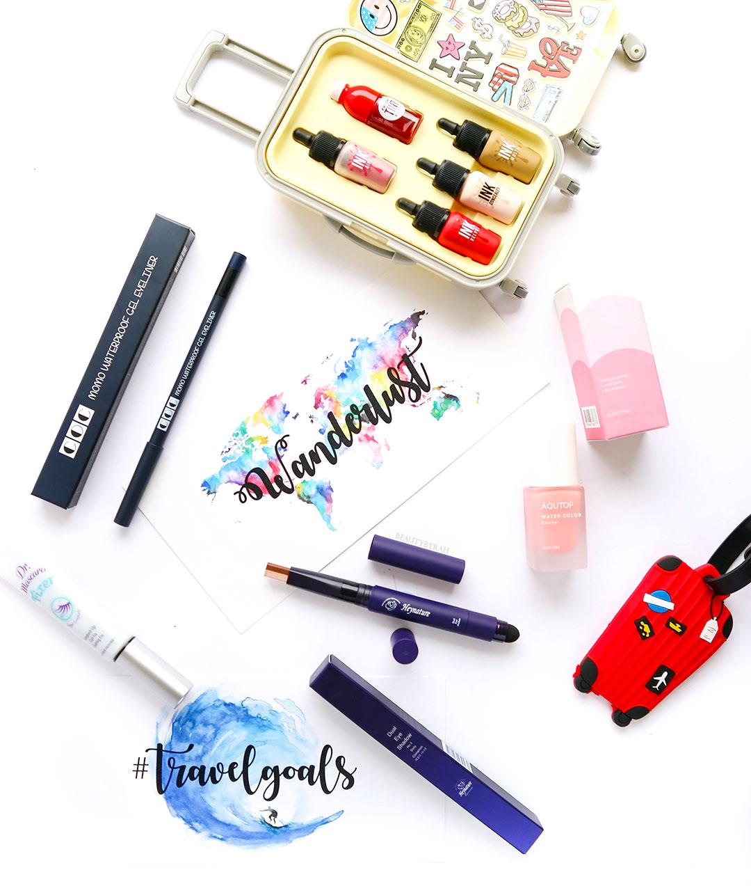 Althea Korea Wanderlust Beauty Box Review