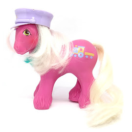 My Little Pony Steamer Year Five Big Brother Ponies G1 Pony