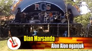 Lirik Lagu Alun Alun Nganjuk - Dian Marsanda