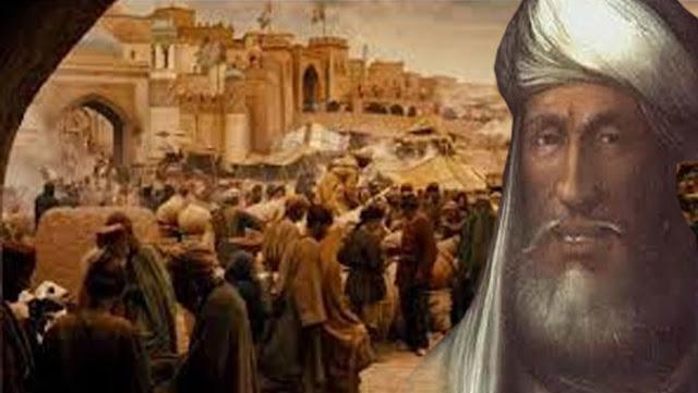 Muawiyah Pendiri Dinasti Umayyah