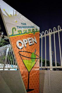 Thunderbird Retro Boutique Hotel and Lounge, Las Vegas, Nevada