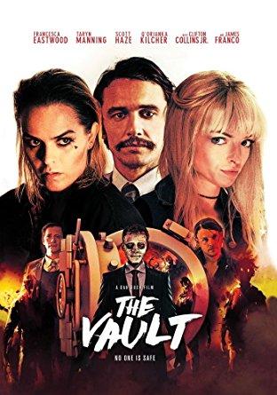 The Vault [2017] [DVDR] [NTSC] [Latino]