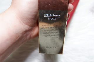 KBeauty MakeUp MISSHA M Perfect Cover BB Cream: REVIEW + PHOTOS
