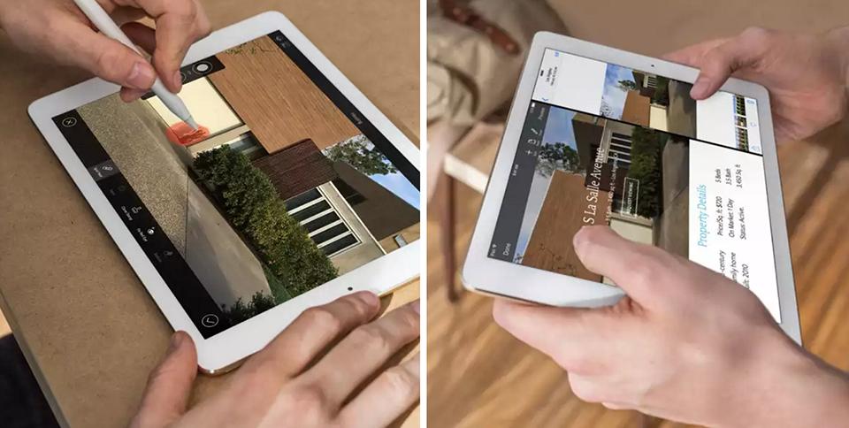 Apple iPad Pro 9,7 inch chính thức: Dùng chip A9X, 4GB RAM, 4 loa ngoài, có Apple Pencil