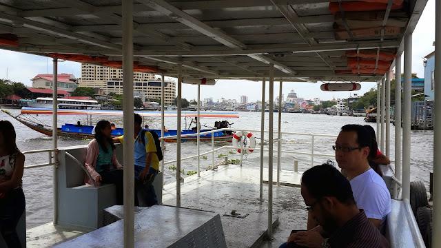 Traveling in Bangkok, Thailand