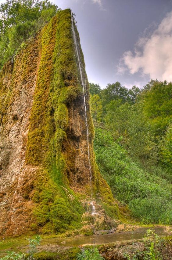 Prskalo Waterfall Serbia