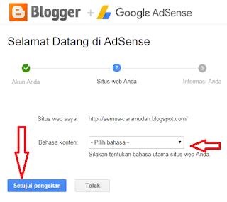 Cara Mendaftarkan Blog Ke Google Adsen Untuk Memperoleh Penghasilan