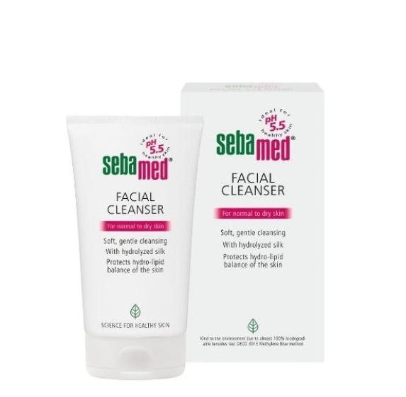 Pencuci muka terbaik untuk kulit kering sebamed