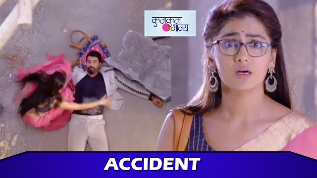 Shocking Twist ! Abhi Pragya love story ended once again post fatal mishap in Kumkum Bhagya