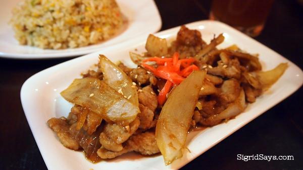 Bacolod ramen restaurant - Bacolod restaurants - Izumi Japanese Kitchen