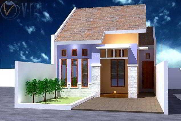 Desain Rumah Idaman 1 Lantai