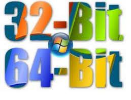 Perbedaan antara 32-bit dan 64-bit pada windows
