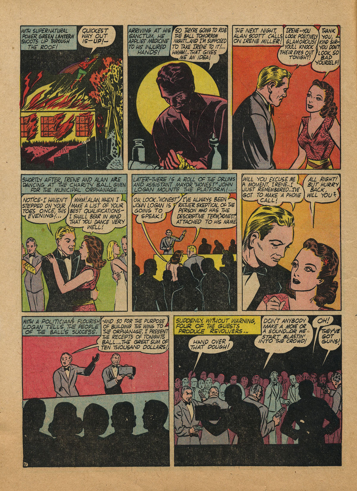Read online All-American Comics (1939) comic -  Issue #31 - 14