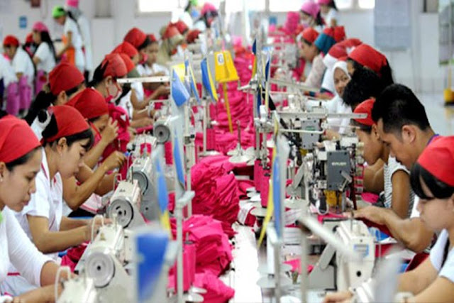 Perkembangan Bisnis Garmen