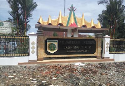 Kejari Lampung Timur Siap Proses Terduga Pelaku Negative Campaign