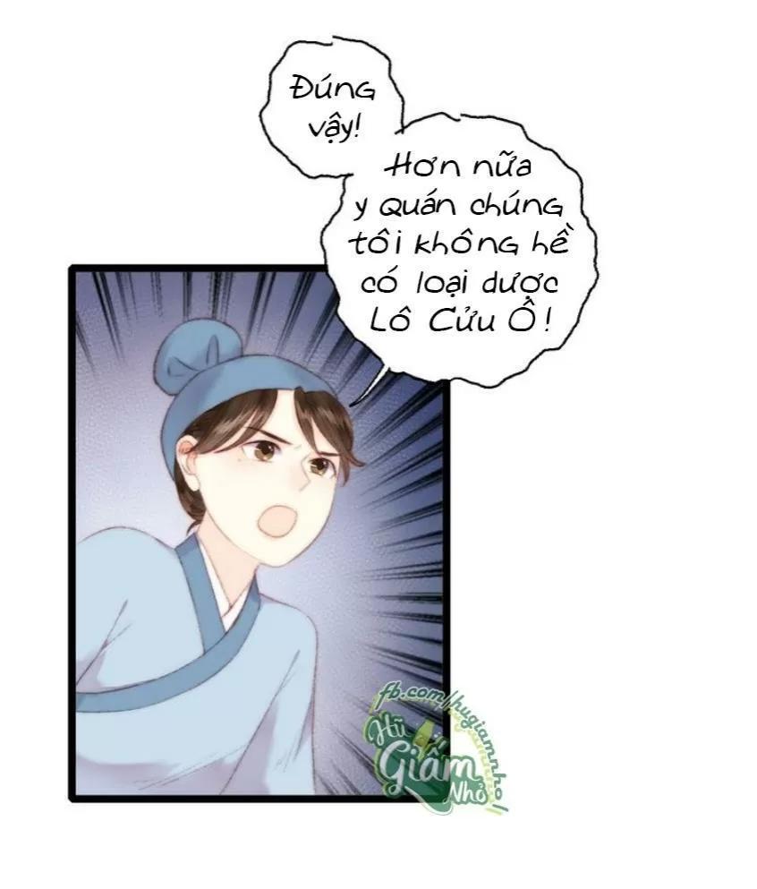 Nàng Phi Cửu Khanh - Thần Y Kiều Nữ chap 65 - Trang 24
