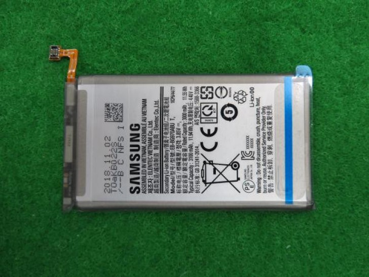 [Leaked] Samsung Galaxy S10 Lite Battery Capacity