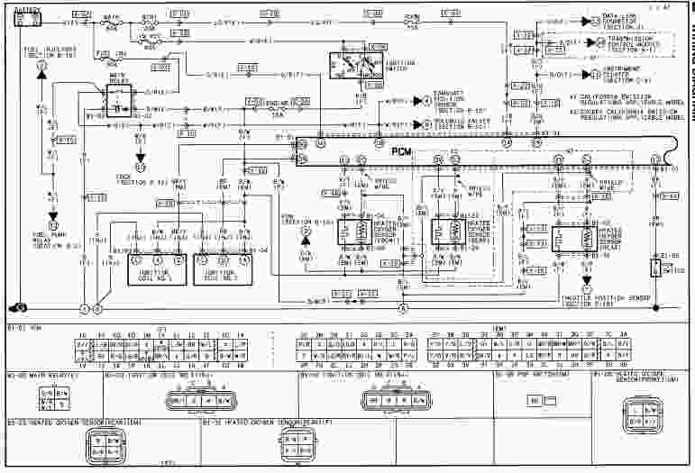2000 mazda mx-5 miata wiring diagram ~ wiring diagram user manual, Wiring diagram