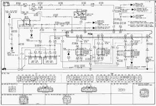 2000 Mazda MX5 Miata Wiring Diagram  Wiring Diagram