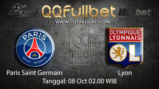 Prediksi Bola Jitu Paris Saint Germain vs Lyon 08 Oktober 2018 ( French Ligue 1 )