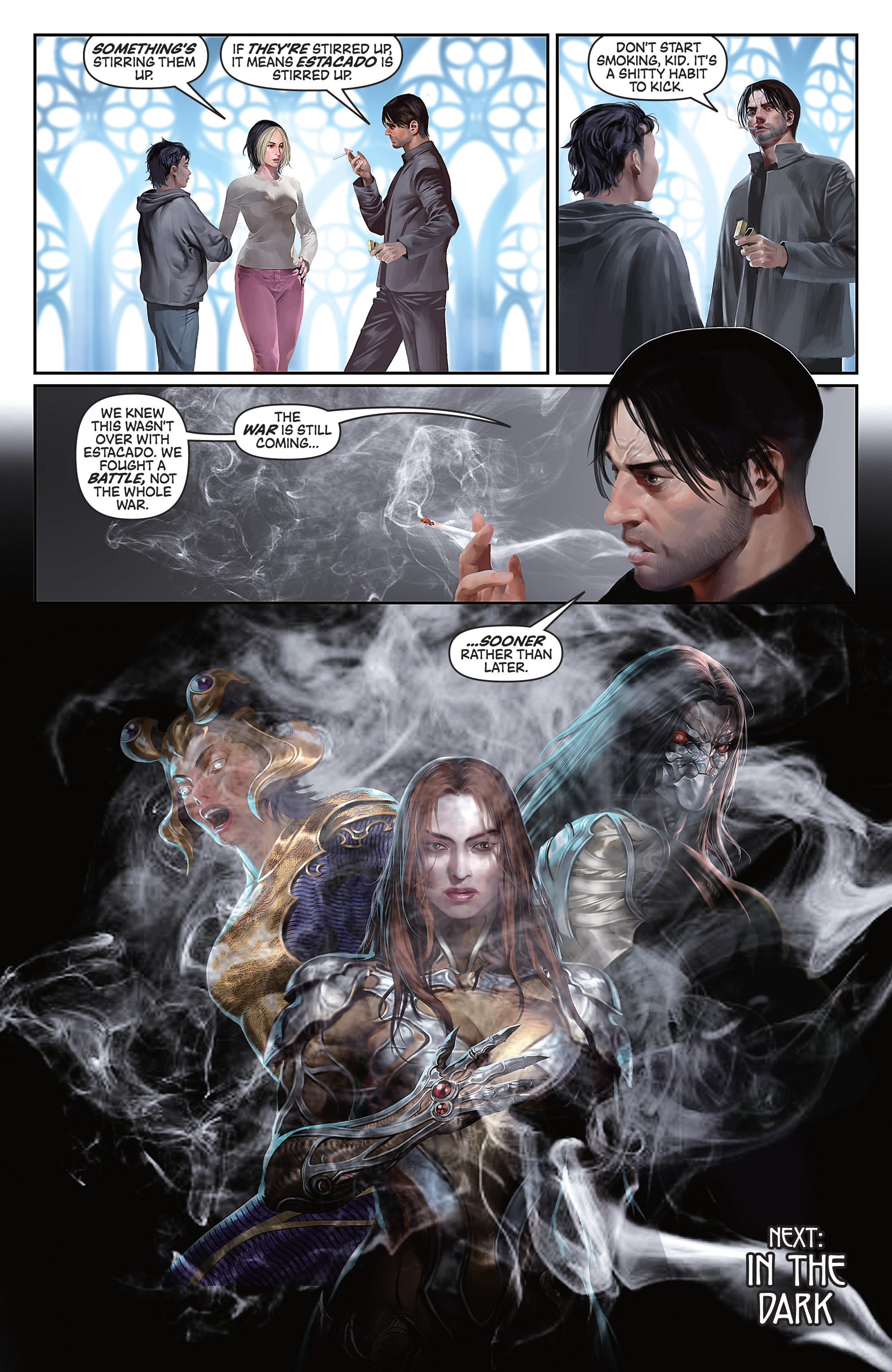 Read online Artifacts comic -  Issue #30 - 22