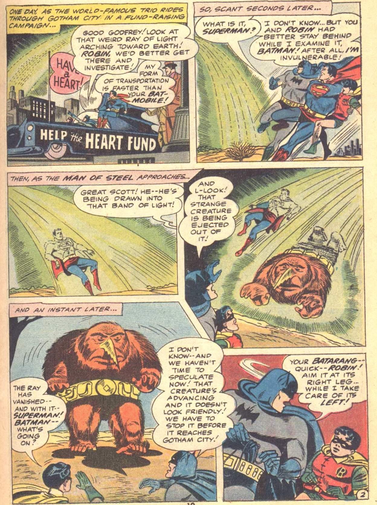 Read online World's Finest Comics comic -  Issue #206 - 19