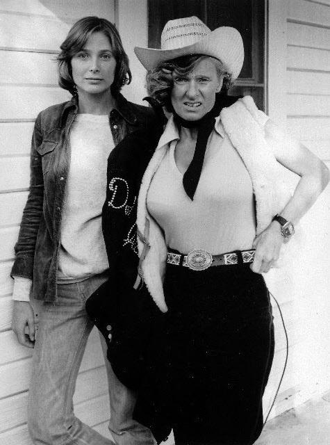 Everything Deborah Raffin: Deborah Raffin and Cloris Leachman