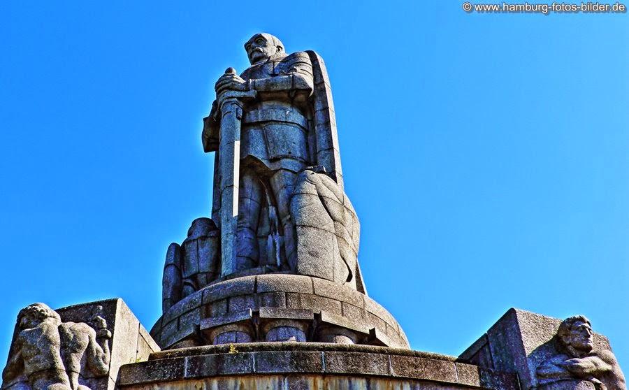 Statue Fürst Otto von Bismarck Denkmal