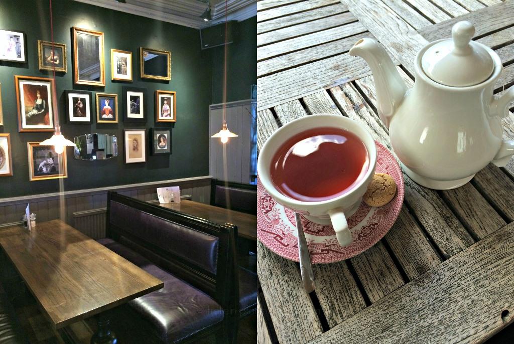 Mittwochs mag ich, London, Pub, Tee, tea time, Ausgehtipps Wochenendtipps London, Kurztrip