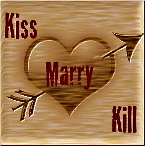 Kiss, Marry, Kill - Flirty Game
