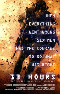 Watch 13 Hours: The Secret Soldiers of Benghazi (2016) movie free online