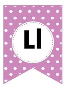 ALFABETO%2BBANDEIRINHA%2BLILAS-page-012 Lindo alfabeto bandeirinha para baixar grátis