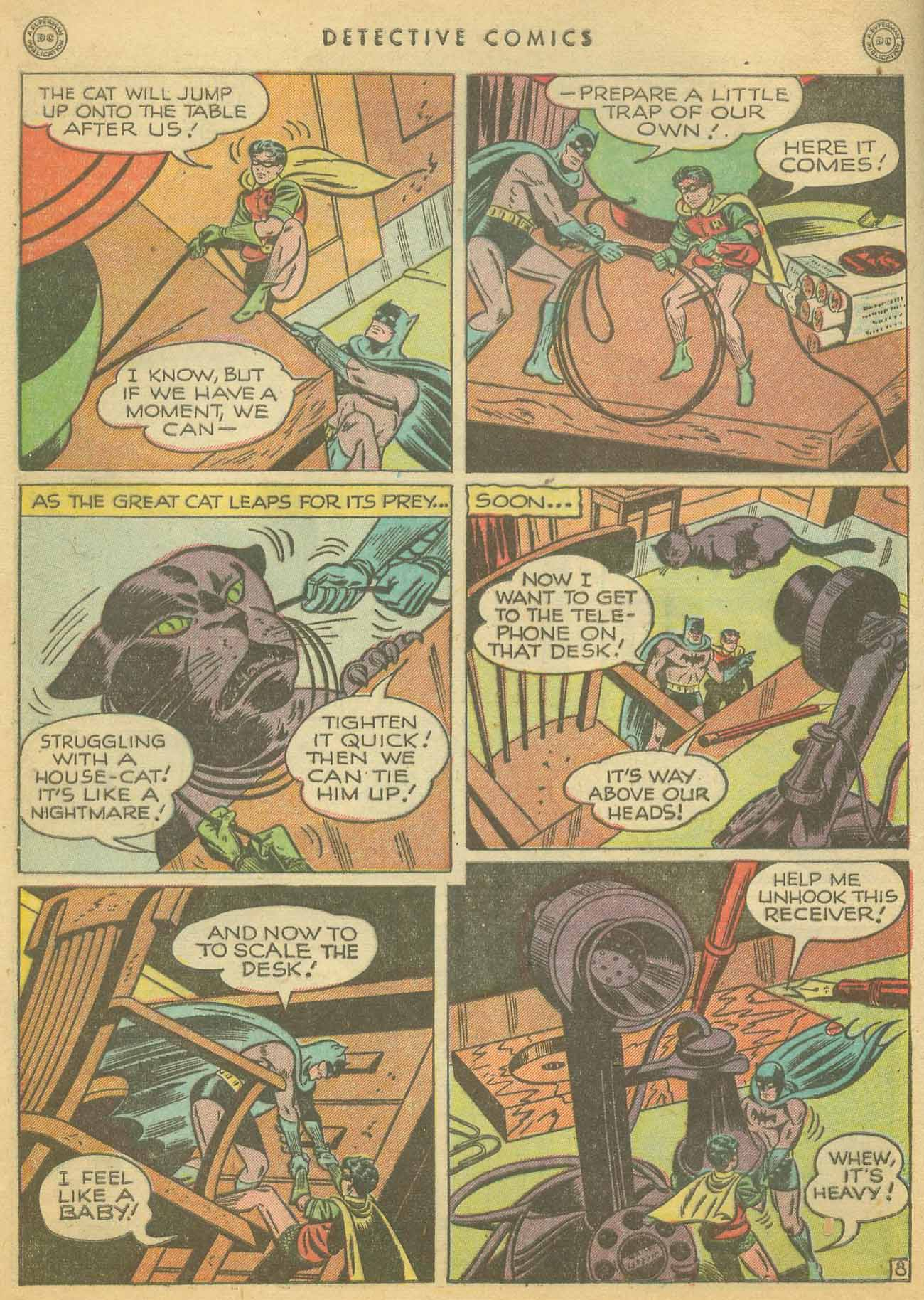 Detective Comics (1937) issue 127 - Page 10