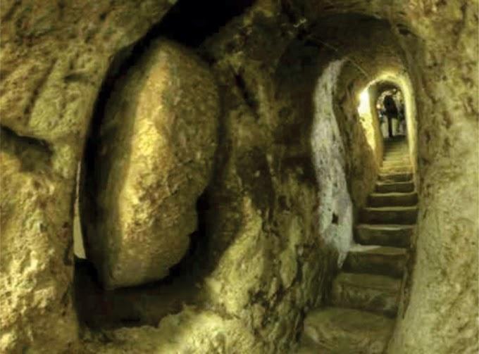 तुर्की में जमीन के नीचे मिला 5,000 साल पुराना शहर