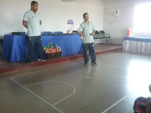 Prefeitura de Formosa promove 1° Workshop de Arbitragem de Futsal